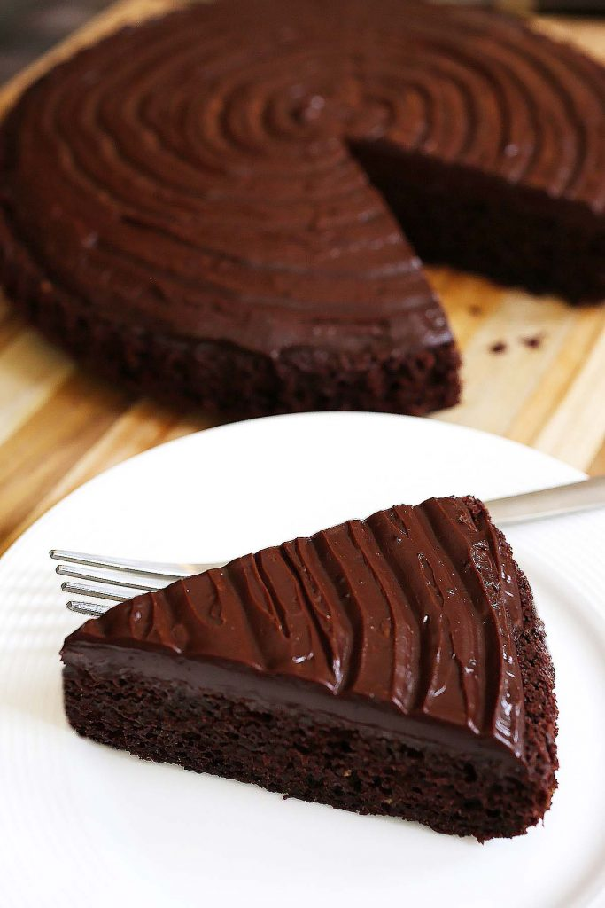 Cake slice.