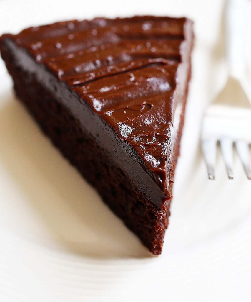 Epic chocolate cake.