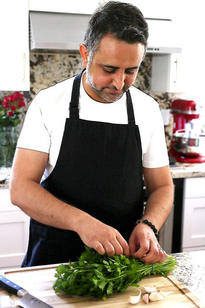 Lebanese Tabbouleh